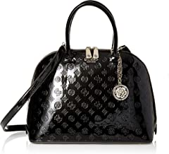 GUESS Peony Shine Large Dome Satchel