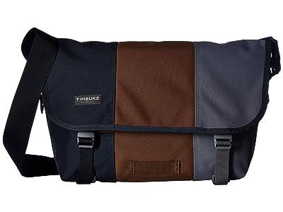 Timbuk2 Classic Messenger Tres Colores Medium (Bluebird) Messenger Bags