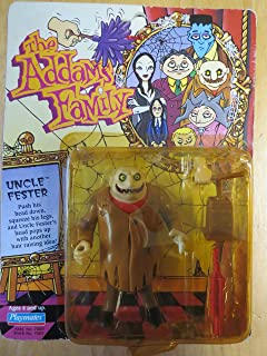 The Addams Family Uncle Fester from Action Figure