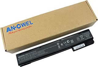 Angwel 14.8V 83WH 8560w VH08 Notebook Battery for HP EliteBook 8570w 8760w 8770w Mobile Workstation, Fit for VH08XL 632113-151, 632425-00, HSTNN-F10C, HSTNN-I93C - 1 Year Warranty