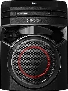 LG XBOOM ON2DN - Altavoz para Fiestas (Bluetooth, HDMI, función de Karaoke), Color Negro