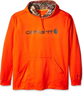 Carhartt Men's Force Extreme Hooded Sweatshirt (Regular and Big & Tall Sizes)
