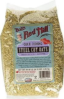 Quick Cooking Steel Cut Oats 44 Ounce (1.24 kg) Pkg