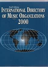 International Directory of Music Organizations 2000