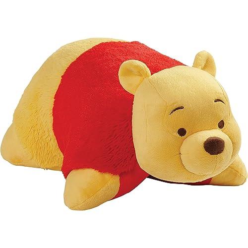 e7754bc20c227 Pillow Pets Winnie The Pooh Disney Stuffed Plush Toy for Sleep