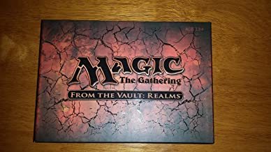 Magic the Gathering From the Vaults Realms sealed Box