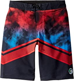 Hyperfreak Imagine Boardshorts (Toddler/Little Kids)