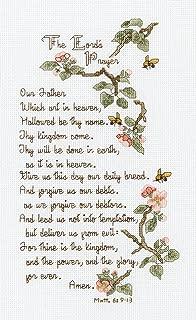 Best prayer cross stitch patterns Reviews