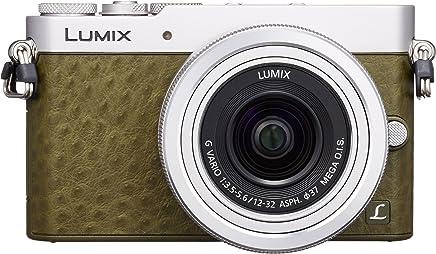 パナソニック ミラーレス一眼カメラ GM5 レンズキット グリーン DMC-GM5K-G