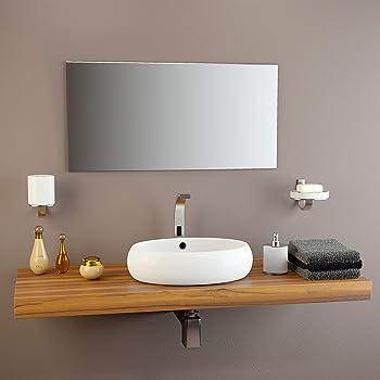 Badezimmerspiegel, Badspiegel, Kristallspiegel, Wandspiegel