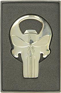 Diamond Select Toys Marvel Punisher Skull Metal Bottle Opener Action Figure Accessory