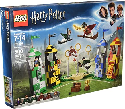 LEGO Harry Potter Quidditch Match 75956 854a1f477f2b2