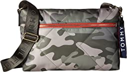 Kensington Camo Nylon Crossbody