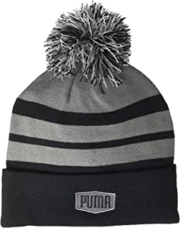 golf cap with pom pom