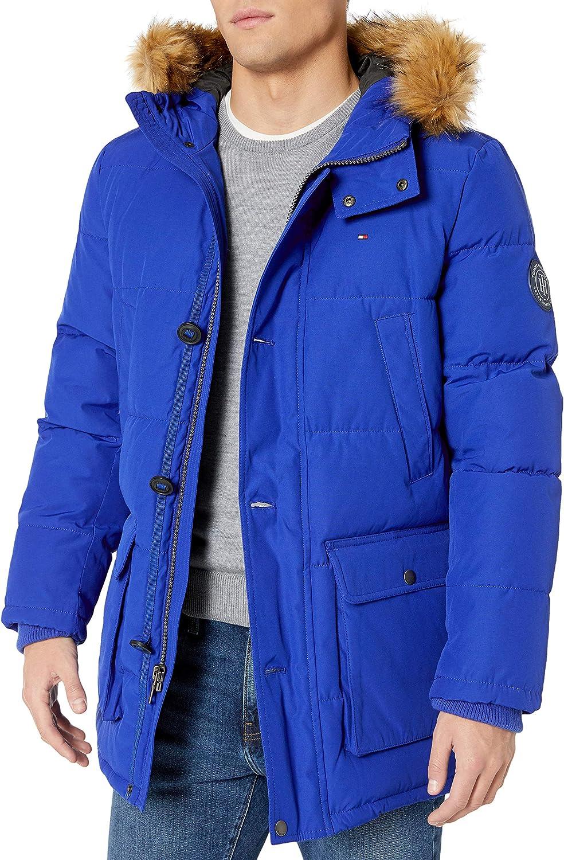 Tommy Hilfiger Men's Legacy Arctic Cloth Heavyweight Snorkel Parka