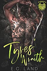 Tyres' Wraith (Inferno's Clutch MC Book 9) Kindle Edition
