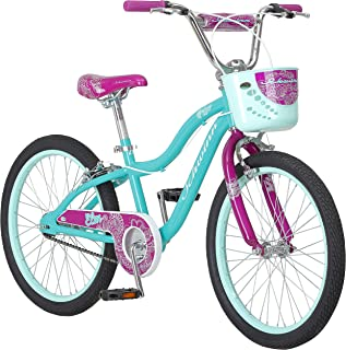 8ac944d1c9b Schwinn Elm Girl's Bike, Featuring SmartStart Frame to Fit Your Child's  Proportions, Some Sizes
