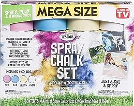 Testors 328468 Spray Chalk, Assorted