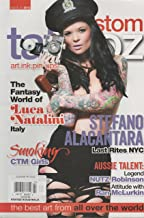 Custom TATTOOZ - The Best Art From All Over The World. Issue 23.
