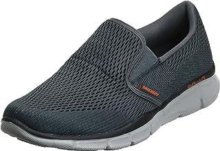 حذاء اكولايزر دبل بلاي بدون اربطة للرجال من سكيتشرز