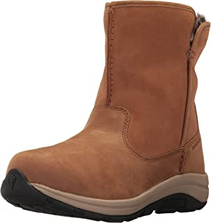 Columbia 女士 Bangor 一脚蹬 Omni-Heat 及踝靴