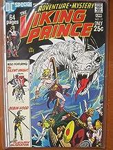 DC Special #12. Viking Prince by Joe Kubert