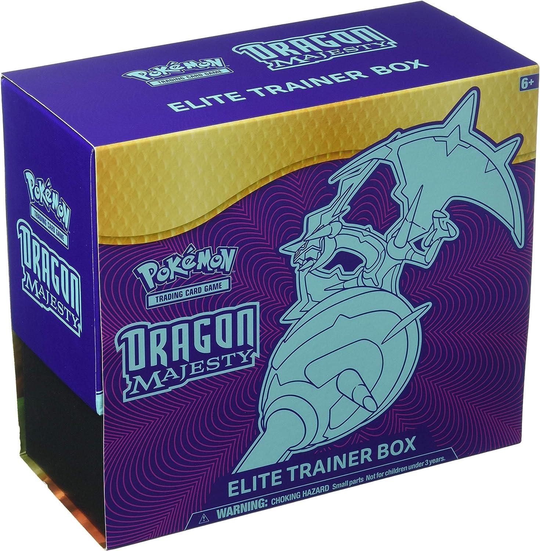 Pokémon POK80479 TCG  Dragon Majesty Elite Trainer Box