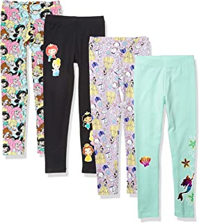 Amazon Brand - Spotted Zebra Girls Disney Star Wars Marvel Frozen Princess Leggings