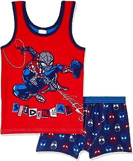 Rio Spider Man Singlet & Trunk Set