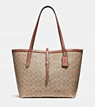 COACH Women's Market Tote in Coated Canvas Signature