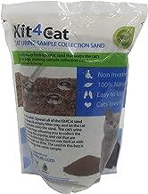 Kit4Cat 2lb Hydrophobic Litter at Home Cat Urine Sample Collection Kit 1 bag