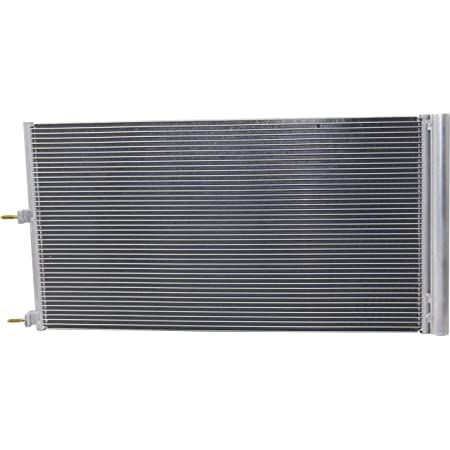 COF122 3618 AC A//C Condenser for Ford Fits Expedition Navigator F150 W//Oil Cooler