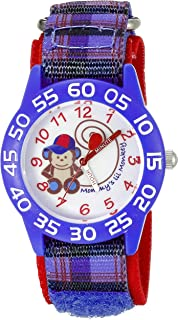 Red Balloon Kids' W002307 Red Balloon Analog Display Analog Quartz Multi-Color Watch