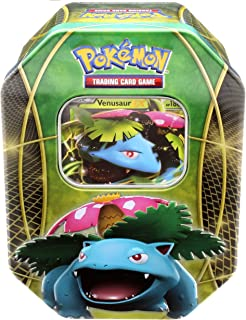 Pokemon TCG: Best of EX Containing 4 Booster Packs and Featuring A Foil Venusaur-EX Collector Tin