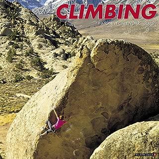 mountain climbing calendar 2018