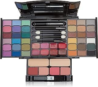 Cameleon MakeUp Kit G2327 (2x Powder, 36x Eyeshadows, 4x Blusher, 1xMascara, 1xEye Pencil, 8x Lip Gloss, 4x Applicators) - -