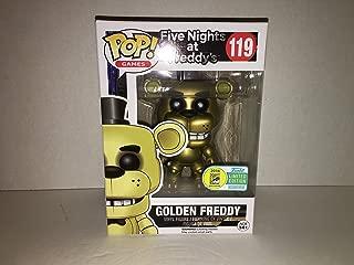 SDCC 2016 Exclusive Five Nights at Freddys Golden Freddy POP! Vinyl Figure