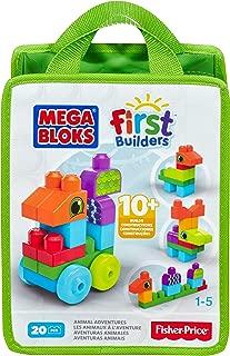 Mega Bloks Animal Adventures Playset