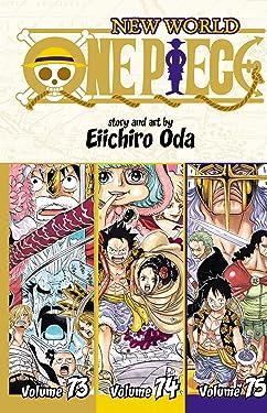 One Piece (Omnibus Edition), Vol. 25: Includes vols. 73, 74 & 75 (25)