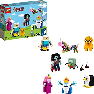 LEGO Ideas Adventure Time 496pieza(s) Juego de construcción
