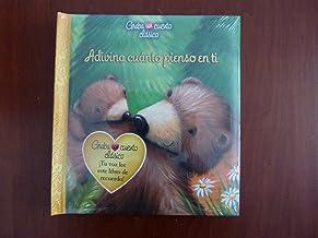 ADIVINA CUANTO PIENSO EN TI (Spanish Edition)