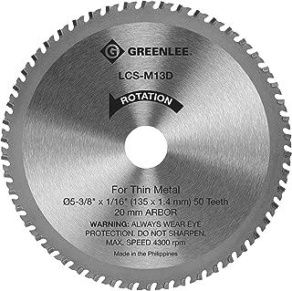 Best greenlee circular saw Reviews