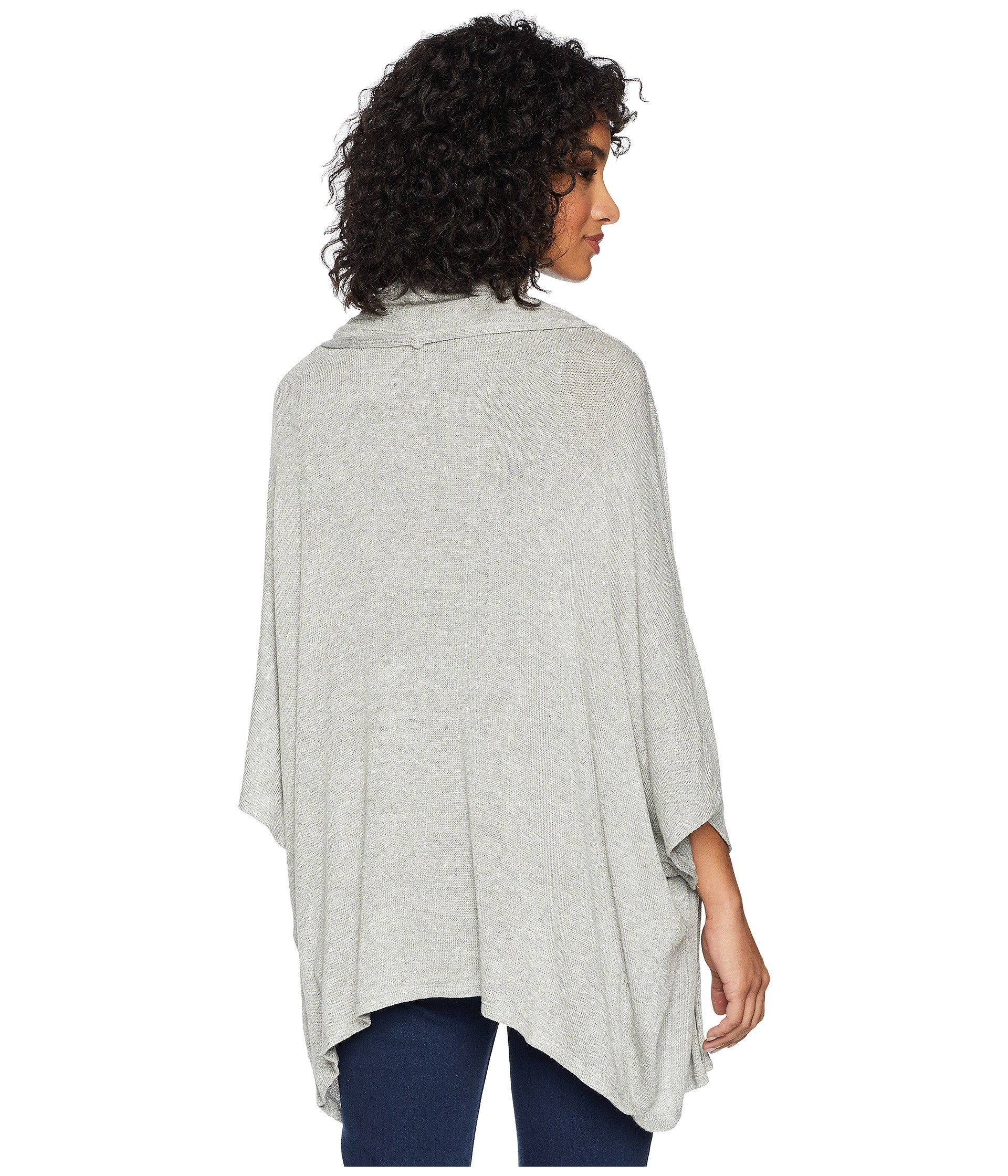 Bb Jase Knit Dolman Jacket Light Dakota Grey Heather Sleeve wSTwrq7xH