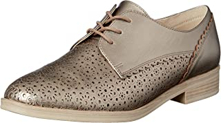 Easy Steps Women's Nero Lace-Up Flats