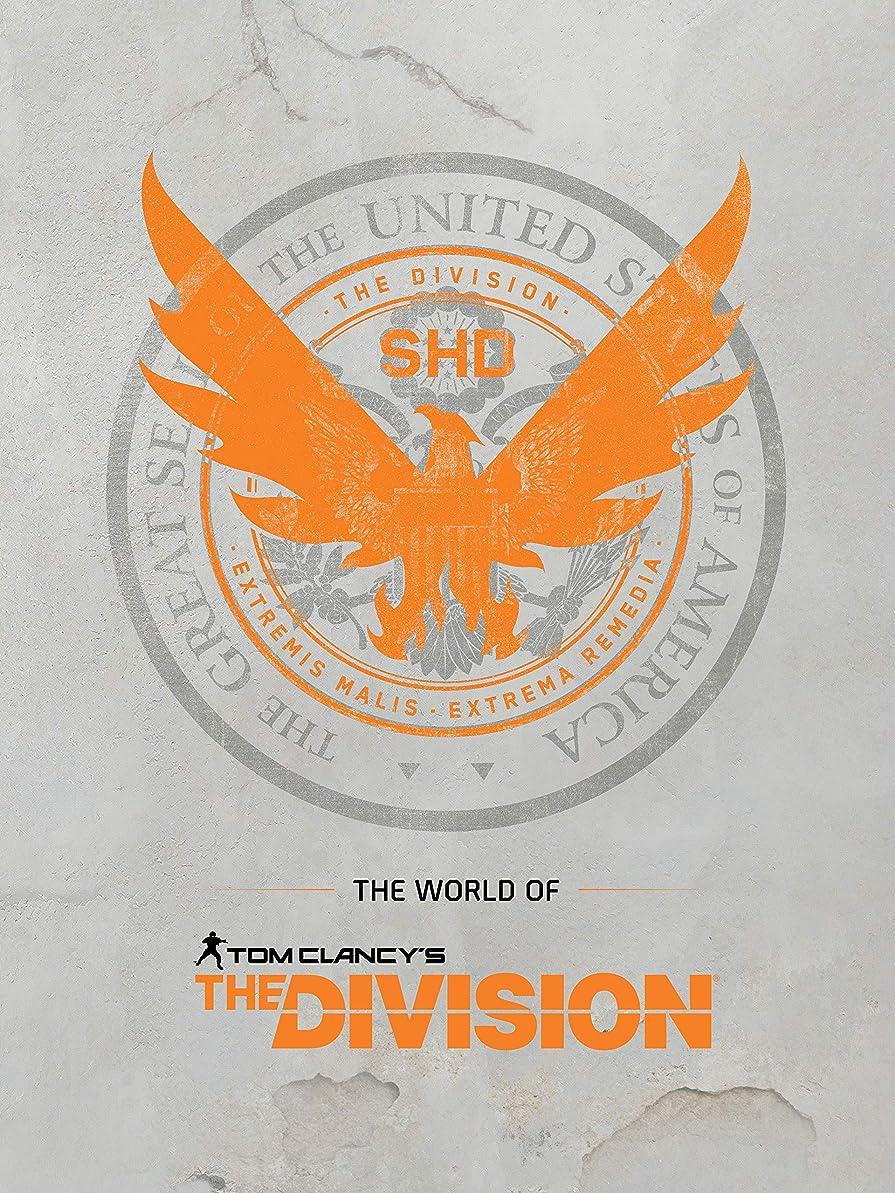 考古学的などういたしましてエンドテーブルThe World of Tom Clancy's The Division (English Edition)