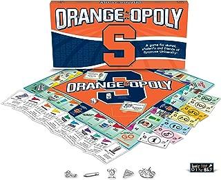 Late for the Sky Orange-opoly, Syracuse University