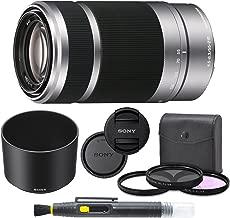 Best sony lens e 55-210mm Reviews