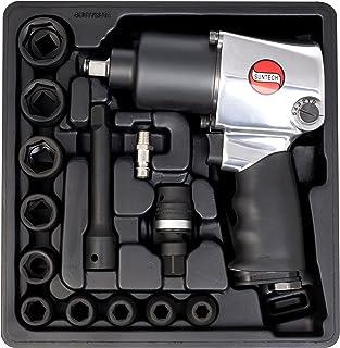 Twin Hammer Black /& Silver SUNTECH SM-43-4133P1 1//2 Impact Wrench