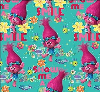 Best trolls cotton fabric Reviews