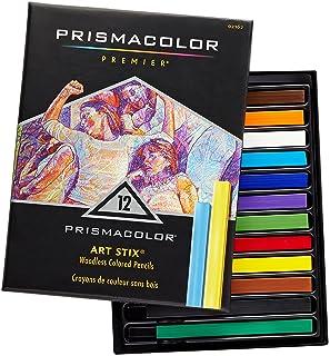 Prismacolor三福Premier Art Stix Woodless Colored Pencils軟芯彩色鉛筆